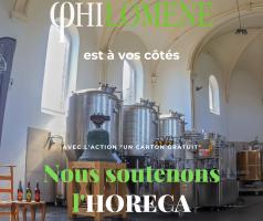 Action de soutien à l'HORECA